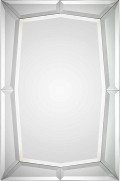 Uttermost 09335 Sulatina Modern Wall Mounted Mirror