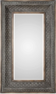 Uttermost 09344 Kivalina Distressed Aged Black Mirror