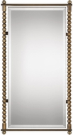 Uttermost 09346 Rosabel Plated Antiqued Brass Wall Mounted Mirror