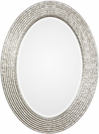 Uttermost 09356 Conder Oval Silver Wall Mirror