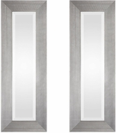 Uttermost 09376 Maldon Silver Wall Mounted Mirror