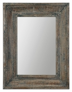 Uttermost 13854 Missoula Rectangular Wall Mounted 34 Inch Tall Mirror