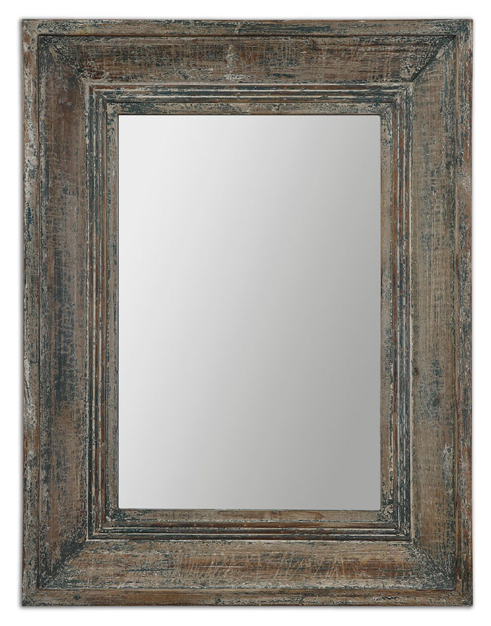 Tall Wall Mirrors uttermost 13854 missoula rectangular wall mounted 34 inch tall