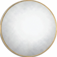 Uttermost 13887 Junius Round Gold 43  Wide Mirror