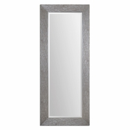 Uttermost 14474 Amadeus Metallic Silver Finish 34  Wide Contemporary Mirror