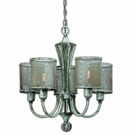 Uttermost 21259 Pontoise 26  Tall Chandelier Lighting