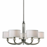 Uttermost 21260 Vanalen 40  Wide Lighting Chandelier