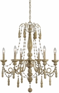 Uttermost 21298 Marinot Sea Salt Ceiling Chandelier