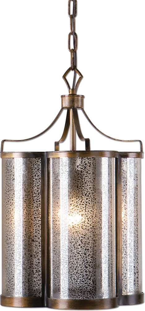 Uttermost 22061 Croydon Golden Oil Rubbed Bronze Pendant Lighting. Loading zoom  sc 1 st  Affordable L&s & Uttermost 22061 Croydon Golden Oil Rubbed Bronze Pendant Lighting ... azcodes.com
