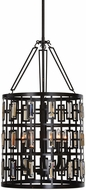 Uttermost 22114 Rhombus Weathered Bronze Drop Ceiling Lighting