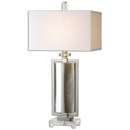 Uttermost 26143-1 Pantaleon Metal 32.75  Tall Lighting Table Lamp