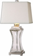 Uttermost 26151 Fulco Polished Nickel Finish 28.5 Tall Table Lighting
