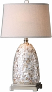 Uttermost 26505 Capurso Capiz Shell Table Lamp