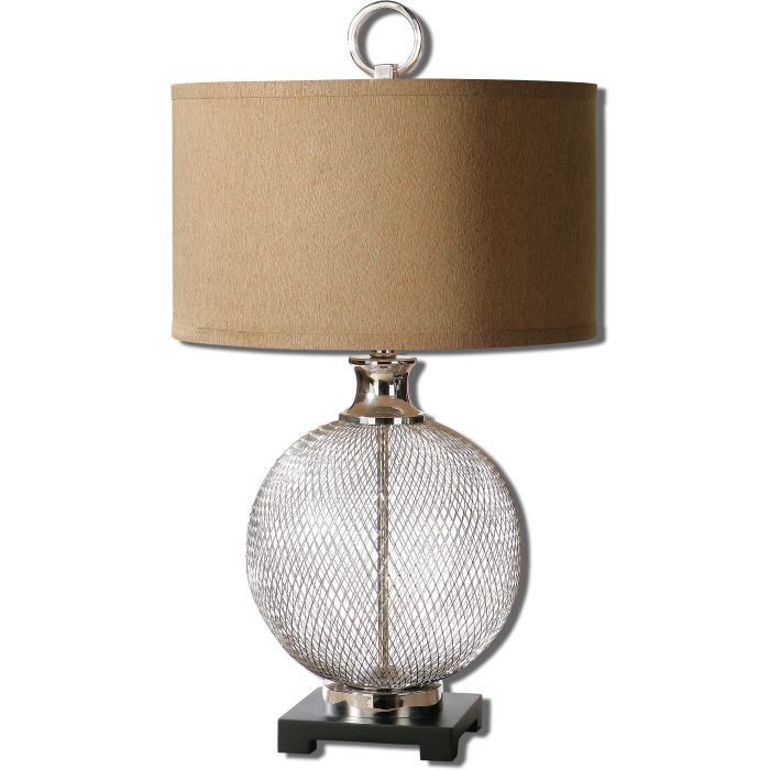 Uttermost 26589 1 Catalan 11u0026nbsp; Wide Table Top Lamp. Loading Zoom