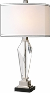 Uttermost 26601-1 Altavilla Crystal Table Lamp