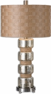 Uttermost 26604-1 Cerreto Mercury Glass Table Lighting