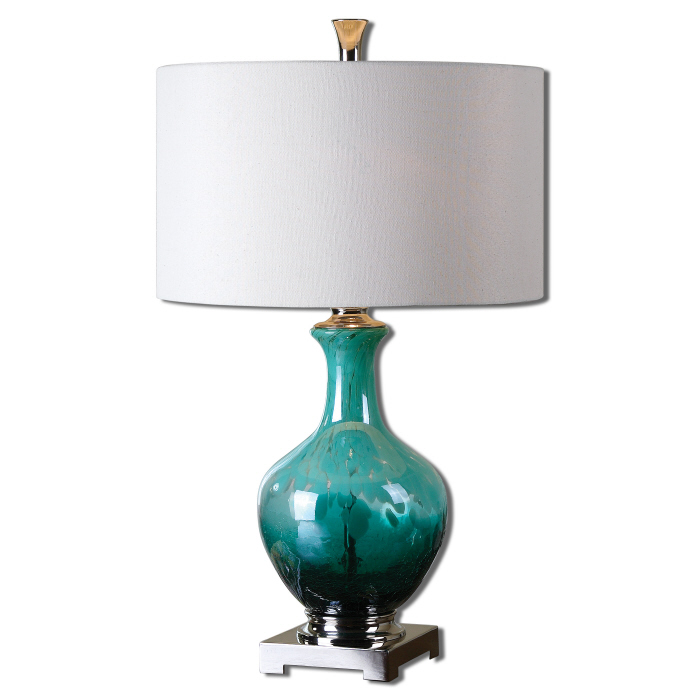 Uttermost 26770 1 Yvonne 29u0026nbsp; Tall Side Table Lamp. Loading Zoom