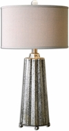 Uttermost 26906-1 Sullivan Mercury Glass Table Lamp
