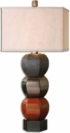 Uttermost 26920-1 Sedalia Ceramic Table Top Lamp