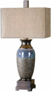 Uttermost 26935-1 Antonito Textured Ceramic Table Lamp