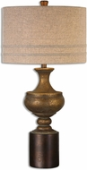 Uttermost 26939-1 Giuliano Antiqued Gold Table Lighting