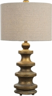 Uttermost 27033-1 Guadalete Oil Rubbed Bronze Table Lighting