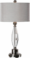 Uttermost 27067-1 Torlino Polished Nickel Table Lamp