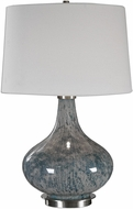 Uttermost 27076 Celinda Plated Brushed Brass Table Light