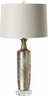 Uttermost 27094-1 Valdieri Metallic Bronze Table Lamp