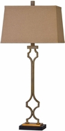 Uttermost 27140 Vincent Gold Table Lamp Lighting