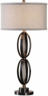 Uttermost 27317-1 Moretti Oil Rubbed Bronze Table Lamp