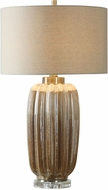 Uttermost 27556-1 Gistova Gold Table Lamp