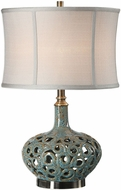 Uttermost 27720-1 Volu Abstract Swirl Table Light