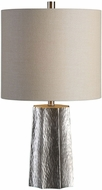 Uttermost 29236-1 Candor Metallic Silver Table Light