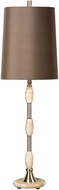 Uttermost 29350-1 Richland Brushed Brass Side Table Lamp