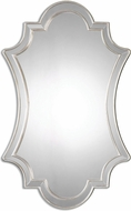 Uttermost 8134 Elara Antiqued Silver Wall Mirror