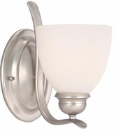 Vaxcel AL-VLU001BN Avalon Brushed Nickel Wall Lighting