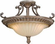 Vaxcel C0080 Avenant French Bronze Overhead Lighting