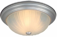Vaxcel CC1755BN Brushed Nickel Ceiling Light Fixture