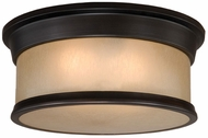 Vaxcel CC54714NB Carlisle Noble Bronze Finish 6  Tall Ceiling Light