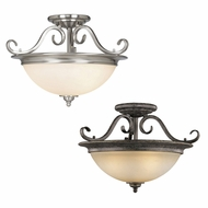 Vaxcel CF35918 Mont Blanc 12  Tall Ceiling Lighting