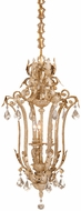 Vaxcel EP-PDU180PP Empire Traditional Phoenician Platinum Finish 18  Wide Hanging Light