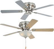 Vaxcel F0023 Expo Satin Nickel Ceiling Fan