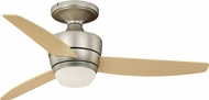 Vaxcel F0032 Adrian Brushed Nichel Home Ceiling Fan