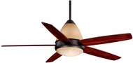 Vaxcel FN52238OBB Fresco Oil Burnished Bronze Finish 26  Tall Ceiling Fan