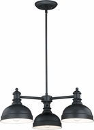 Vaxcel H0169 Keenan Oil Rubbed Bronze Hanging Chandelier