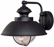 Vaxcel OW21501TB Harwich Nautical Textured Black Finish 11.5 Wide Outdoor Wall Lighting