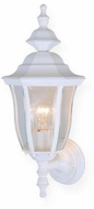 Vaxcel OW24381TW Birchard Textured White Outdoor Lamp Sconce