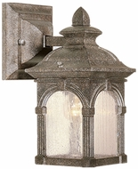 Vaxcel OW38753LS Essex Victorian Lava Stone Finish 7 Wide Outdoor Lamp Sconce