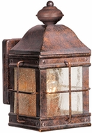 Vaxcel OW39553RBZ Revere Traditional Royal Bronze Finish 6.63  Wide Outdoor Wall Lighting Fixture